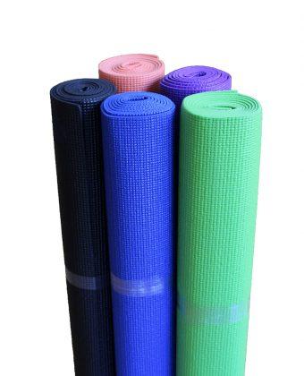 Yoga Mat-PVC 4mm